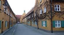 Bavaria's Fuggerei Social Housing Complex