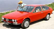 For Better or Worse, the Quintessential Alfa