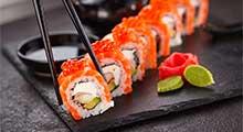 Sushi - Arranging for Long Life