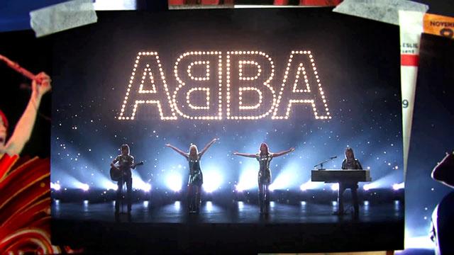 ABBA are back