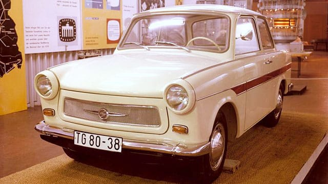 East Germany S Trabant People S Car A Reprieve