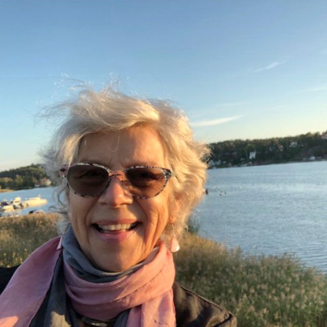 Margareta | Swedish teacher