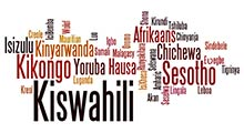 Africa - More Languages than any other Continent