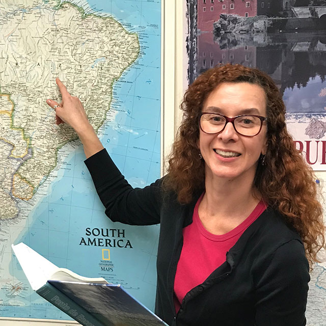 Katia | Portuguese teacher