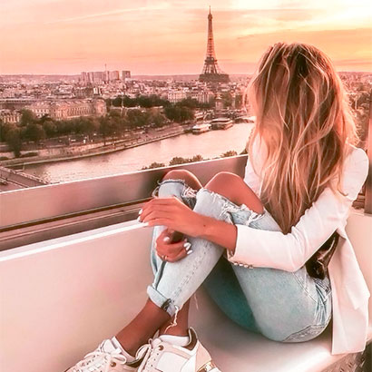 Turn your dream of Paris into a reality