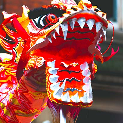 This Chinese New Year officially begins today, January 25th