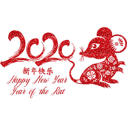 It is the Year of the Rat